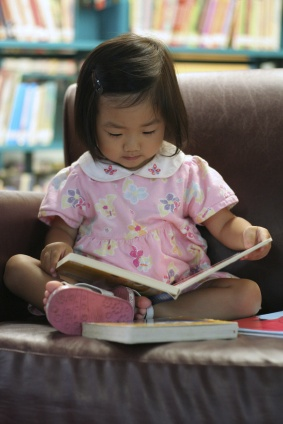 28. Toddler Reading